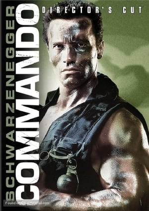 Commando (Director's Cut) poster 2