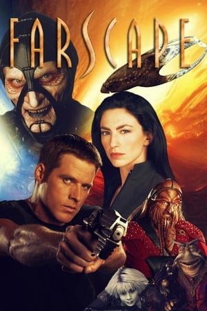 Farscape: The Complete Series posters