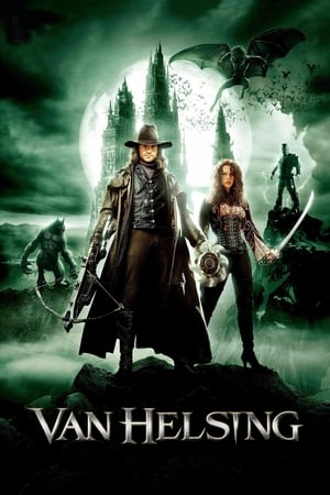 Van Helsing poster 1