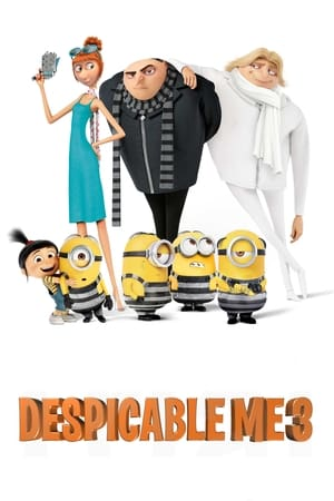 Despicable Me 3 poster 3
