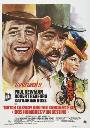 Butch Cassidy and the Sundance Kid poster 2
