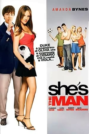 She's the Man poster 3