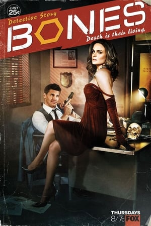Bones, The Complete Series poster 0