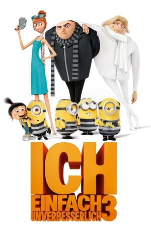 Despicable Me 3 poster 2