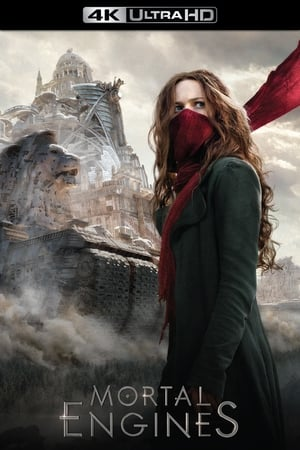 Mortal Engines poster 3