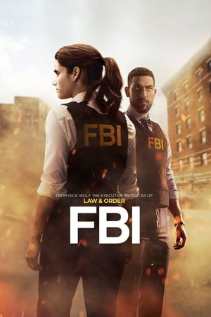 FBI, Season 4 poster 2