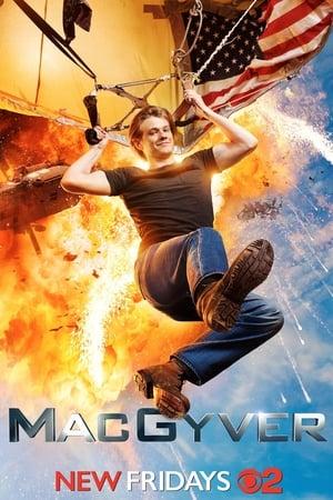 MacGyver, Season 5 poster 0