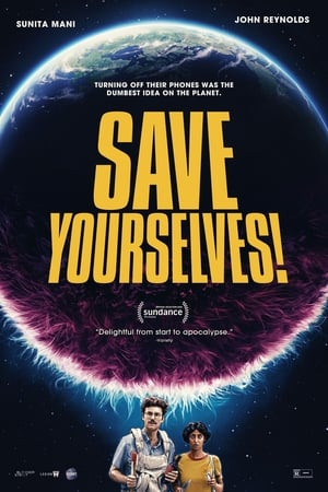 Save Yourselves! movie posters