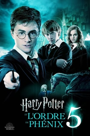 Harry Potter and the Order of the Phoenix poster 1