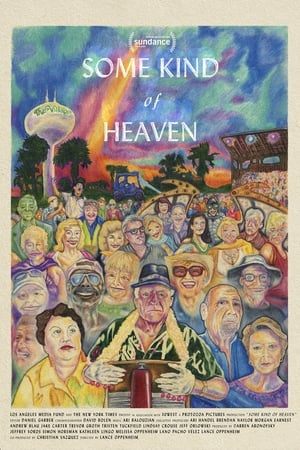 Some Kind of Heaven movie posters