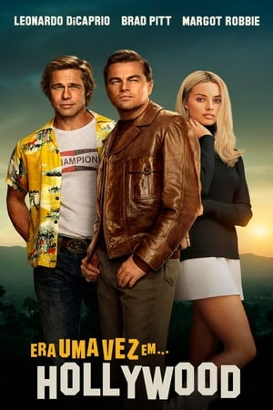 Once Upon a Time...in Hollywood posters