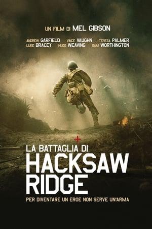 Hacksaw Ridge movie posters
