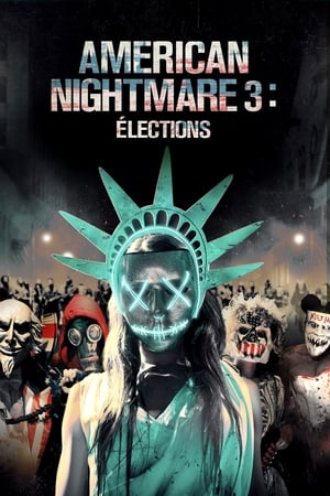 The Purge: Election Year poster 2