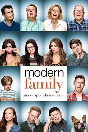 Modern Family, Season 8 poster 3