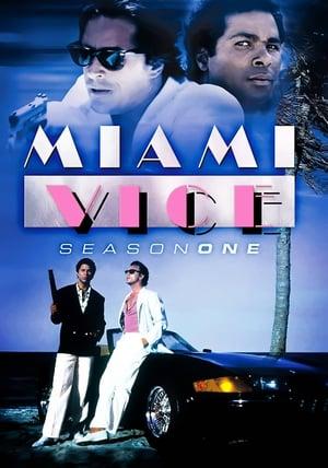 Miami Vice, Season 1 poster 1