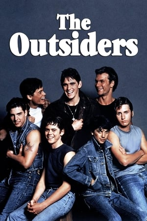 The Outsiders poster 3