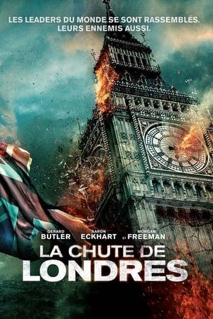 London Has Fallen movie posters
