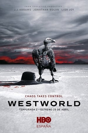 Westworld, Season 1 poster 1