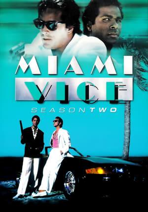 Miami Vice, Season 1 poster 0