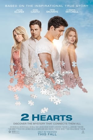 2 Hearts movie posters
