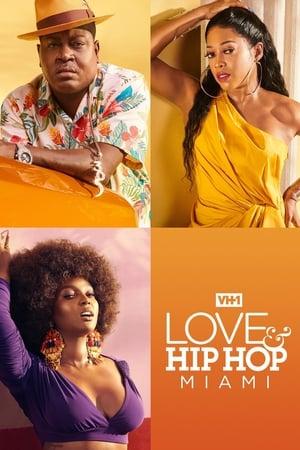 Love & Hip Hop: Miami, Season 4 poster 0