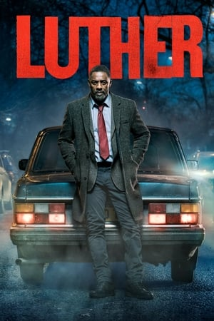 Luther, Season 5 posters