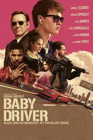 Baby Driver poster 3