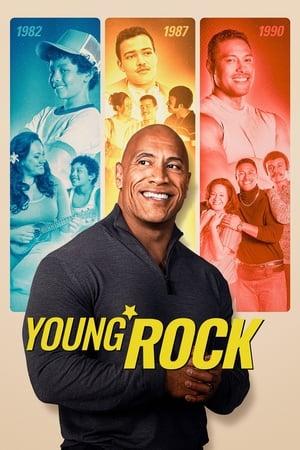 Young Rock, Season 1 posters