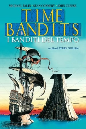 Time Bandits poster 3