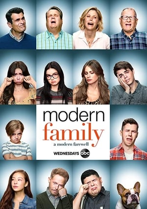 Modern Family, Season 7 poster 3