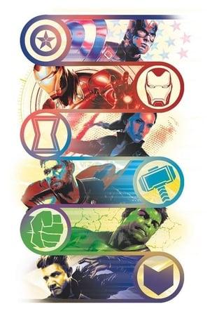 Avengers: Endgame poster 1