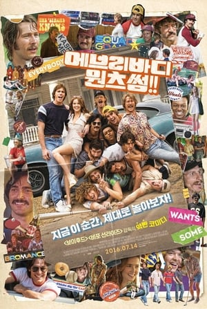 Everybody Wants Some!! posters