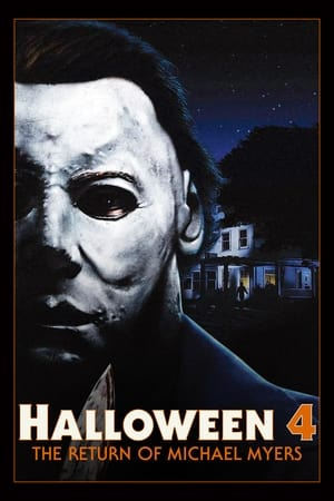 Halloween 4: The Return of Michael Myers poster 4