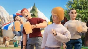 Robot Chicken, Season 11 - May Cause the Exact Thing You're Taking This to Avoid image