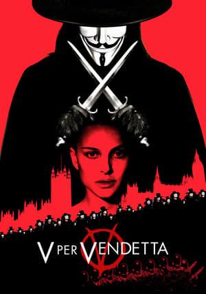 V for Vendetta poster 3