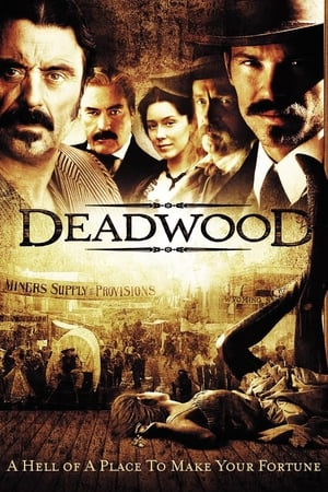 Deadwood: The Complete Collection posters