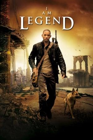 I Am Legend poster 1