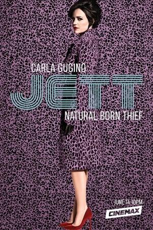 Jett, Season 1 posters