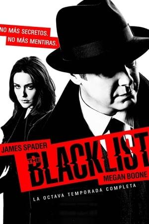 The Blacklist, Season 8 poster 3