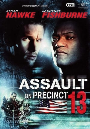 Assault On Precinct 13 (2005) poster 4