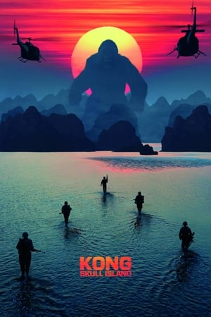 Kong: Skull Island movie posters