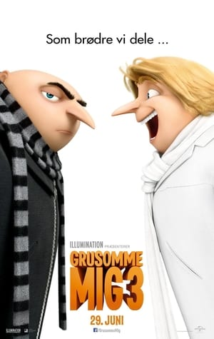Despicable Me 3 poster 1