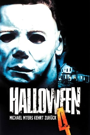 Halloween 4: The Return of Michael Myers poster 3