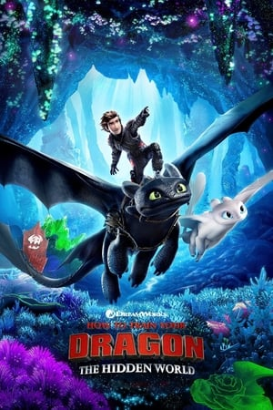 How to Train Your Dragon: The Hidden World poster 1