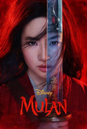 Mulan (2020) movie posters