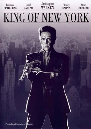 King of New York poster 1