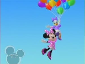 Mickey Mouse Clubhouse, Vol. 1 - Daisy in the Sky image