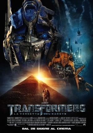 Transformers: Revenge of the Fallen poster 3