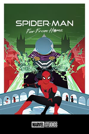 Spider-Man: Far from Home poster 3