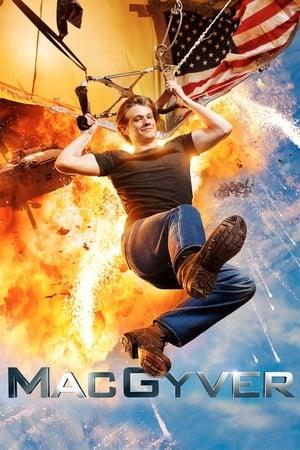 MacGyver, Season 5 poster 3
